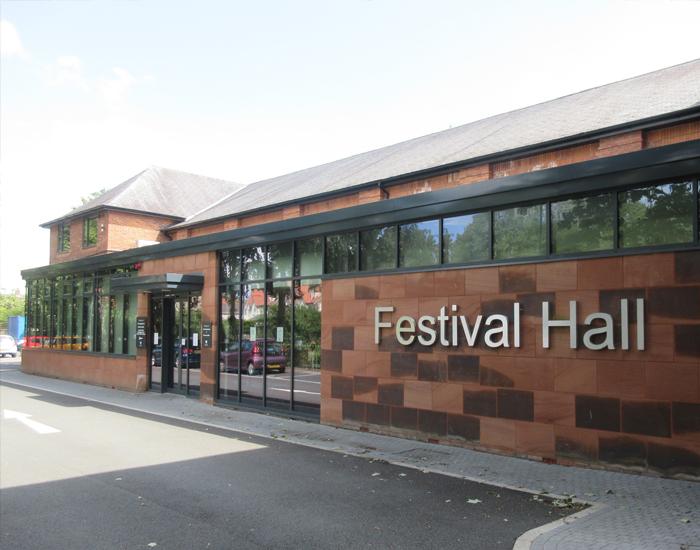 Alderley Edge Festival Hall